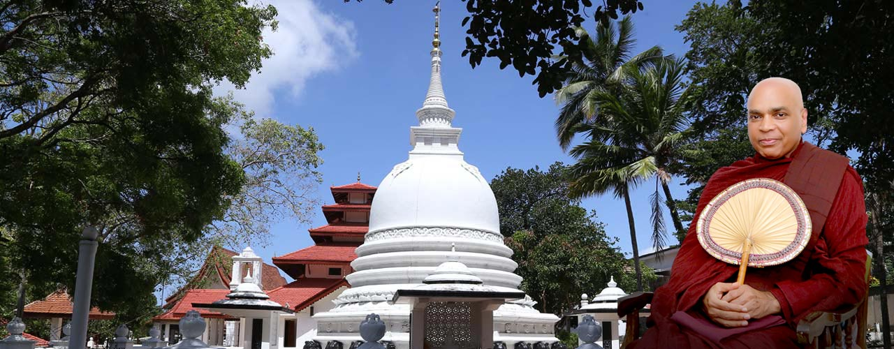 Siri sudassanaramaya and foundation, Battaramulla, Sri Lanka