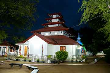 2020 Katina pinkama at siri sudassanaramaya, Battaramulla, Sri Lanka